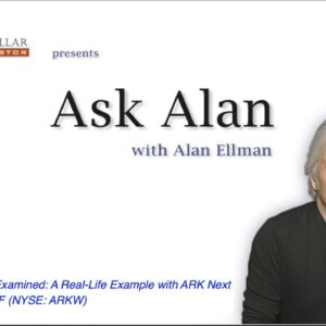 Ask Alan 187: Unusual Strike Prices Examined: A Real-Life Example with ARK